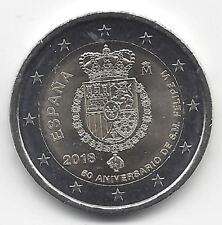 España 2 Euros 2018 1ª 50 Aniversario Felipe VI 15ª Conmemorativa