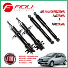 Ammortizzatori • FIAT Punto • 1.2 Benz / 1.3 MJT / 1.9 JTD (188) • Kit 4 pezzi •