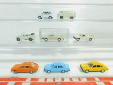 BO580-0,5 #8x Wiking H0 / 1:87 Camión Etc. VW : T2 + 047 Caddy + Passat ,Nuevo +