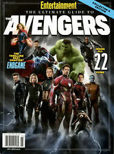 Entertainment Weekly Ultimate Guide To The Avengers w ENDGAME 22 Magazine NEW