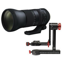 Tamron 150-600mm f/5-6.3 G2 Di VC Lens - CANON w/ Promaster GH25 Pro Gimbal Head