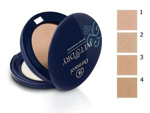 DERMACOL WET and DRY Compact Powder Foundation