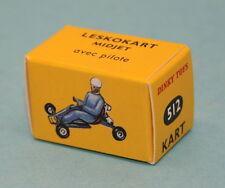 Boite neuve pour Dinky Toys Leskokart Midget (512)