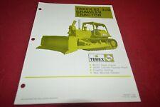 Terex 82-20 Crawler Tractor Dozer Dealer/'s Brochure DCPA6