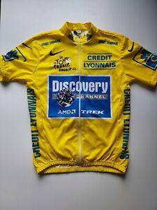 Maillot Jaune, Yellow Jersey, Tour de France, Size Large