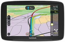 TomTom VIA 62 M Cartes A Vie XXL EU IQ TMC Voie de circulation & Acquittement