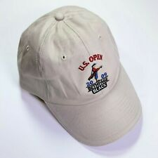 GOLF U.S.OPEN 2009 BethPage Black Cap Hat EMBROIDERED NEW