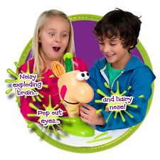 John Adams Ideal Childrens Nose Picking Gooey Louie Fun Gross Game Brand New Toy