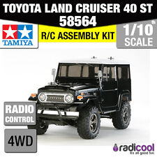 58564 TAMIYA TOYOTA LAND CRUISER 40 ST CUSTOM CC-01 1/10th R/C RADIO CONTROL