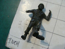vintage plastic play-set piece: unmarked Green Army Man, nothing in arms #1