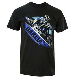 SX Tees Justin Barcia Slant  Short Sleeve T-Shirt Black YOUTH