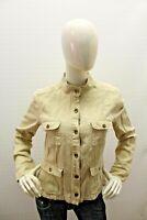 Giubbino TIMBERLAND Donna Jacket Coat Lino Linen Jacke Woman Taglia Size L
