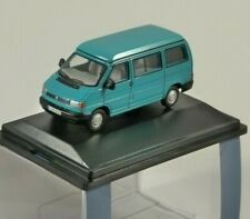 VOLKSWAGEN T4 WESTFALIA CAMPER in Green - 1/76 scale model OXFORD DIECAST