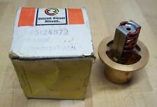 Genuine Detroit Diesel Thermostat 170 Degrees with Vent NOS Part # 5124872