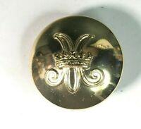 womens Royal Army corps 21.5 MM uniform button By S&W Ltd Birmingham