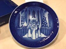 1991 Royal Copenhagen Christmas Plate - Brand New in Original Box!