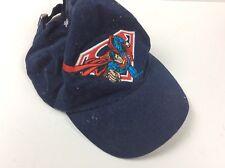 Superman Dc Comics Six Flags Hat Adjustable Baseball Cap Superhero