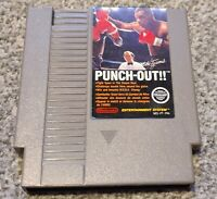 Mike Tyson's Punch-Out!! - Nintendo NES Game (NES) (Cart Only) (PAL B (FRA))