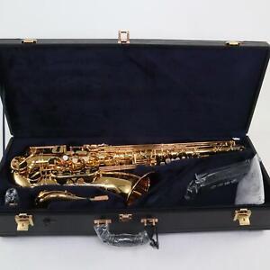 Yamaha Model YTS-875EXII Professional Tenor Saxophone SN F24718 SUPERB