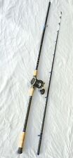 Pro Catfish Long Casting Combo 11' 2PC Rod/ 3BB Cast Reel