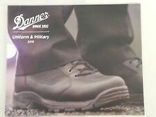Danner Uniform and Military 2015 Catalog Booklet 31 Pages / Boots Socks