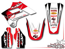 GAS GAS EC MC 125 200 250 300 400 450-FULL GRAPHIC KIT Decoro Adesivo Sticker