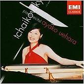 TCHAIKOVSKY Piano Recital by Ayako Uehara  CD ALBUM  NEW -SEALED