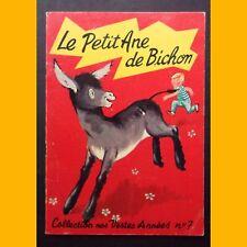 LE PETIT ÂNE DE BICHON 1960
