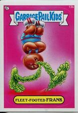 Garbage Pails Kids 2014 Series 1 Base Card 13b FLEET-FOOTED FRANK