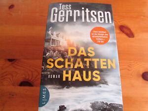 DAS SCHATTENHAUS - TESS GERRITSEN- 2020- LIMES Klappenbroschur/groß-378 Seiten