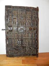 "Arts of Africa - Senufo Granary Window - Mali - 23"" Height x 15"" Wide"