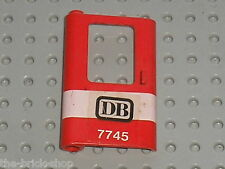 Porte gauche LEGO Left door ref 4181p03 / Set 12 v high speed train ref 7745