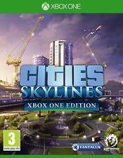 Cities Skylines For Xbox One (New & Sealed)