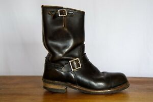 Redwing classic engineer boots size 10