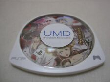 7-14 Days to USA. Software Only PSP Queen's Blade Spiral Chaos Japanese Version