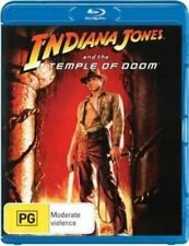 Indiana Jones and The Temple of Doom 2013 Harrison Ford Blu-ray