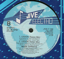 MARK SHREEVE - Legion - Jive Electro