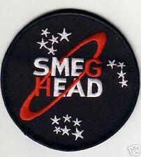 RED DWARF SMEG HEAD PATCH - RDF02