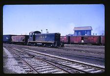 1966 Baltimore & Ohio B&O Engine #9522 - Original 35mm Kodachrome Slide