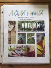 Leah McDermott A Child's World Pre-K/K Cirriculum Lot