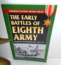 Stackpole Military History Early Battles of the Eighth Army 1941-42 op 1st pb Ed