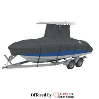 Classic Accessories StormPro Heavy-Duty Center Console T-Top Roof Boat Cover 22'