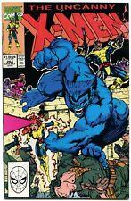 Uncanny X-Men 264 NM 9.2 Vol 1 Marvel 1990 Chris Claremont