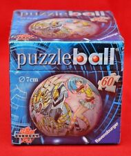RAVENSBURGER:  BAKUGAN BATTLE BRAWLERS PUZZLEBALL - 60 PIECE - NEW SEALED!