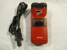 RARE 1980's Philips Philishave Tracer Hp 1622, 115v/220v