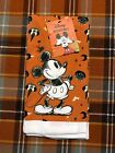 Disney Sketch Book Mickey Halloween 2 pack Kitchen Towels New with Tags