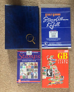 Stanley Gibbons Worldex Stamp Album Sixth Edition Bundle MINT UNUSED 1991