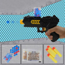 2-in-1  Children Game Gift Water Crystal Gun Paintball Soft Bullet Kids Toy CS