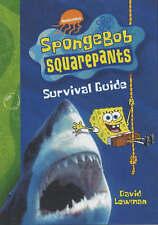 SpongeBob Squarepants Survival Guide, David Lawman, Nickelodeon, New Book