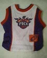 Phoenix Suns NBA Dog Mesh Tank - Dog Clothes - Size Extra Small (XS)